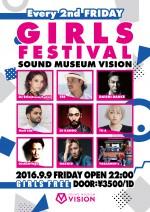 9.9 GIRLS FESTIVAL