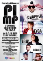 5.8(月)PIMP